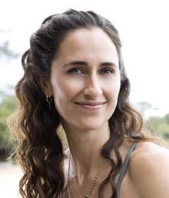 Nicki Doane, vegetarian yogi
