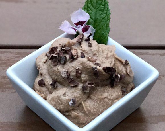 Chococo banana nice cream