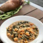 vegan autumn stew