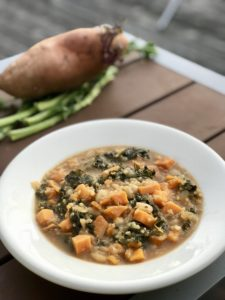vegan autumn stew