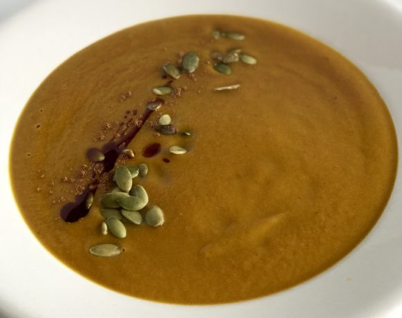 carrot soup that helps you feel better fast
