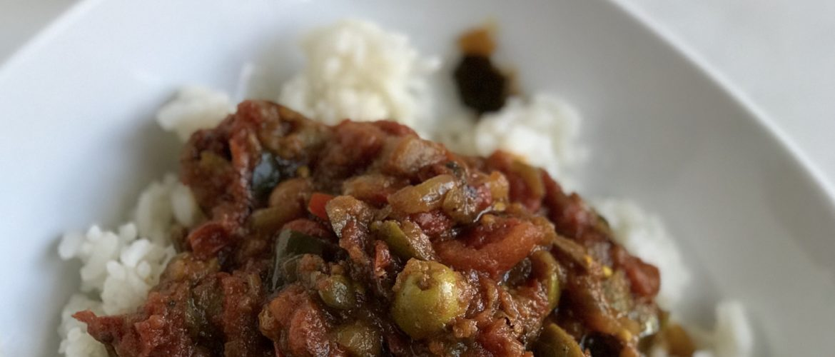 vegan picadillo recipe